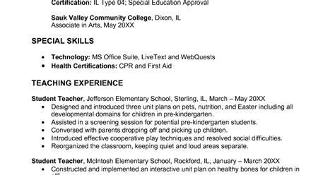 early childhood education resume peterpanplayers org