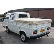 For Sale Volkswagen T25 Double Cab Pick Up 1989  Classic Cars HQ