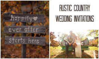 Planning a rustic country wedding celebration give your guests a peek