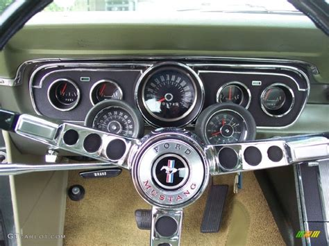 1965 ford mustang coupe gauges photo 53800153 gtcarlot