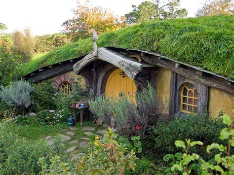 Hobbit Haus Hobbit Haus In Neuseeland Cottage