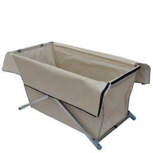 portable folding bath tub bridgat