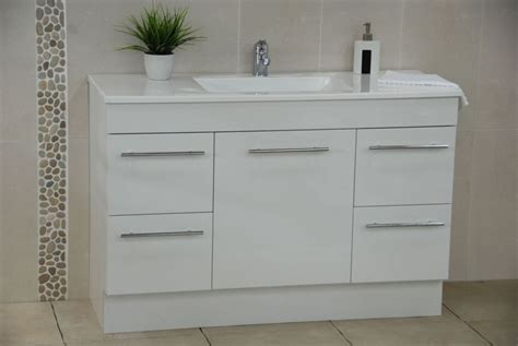 bathroom white gloss cabinets   Amazing White Bathroom Vanities Ideas ? Itsbodega.com   Home