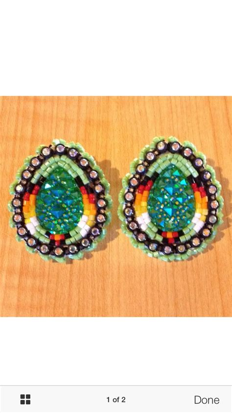 seed bead work 17 best images about earrings on beaded