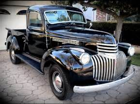 46 chevy half ton p u trucks and antiques autos