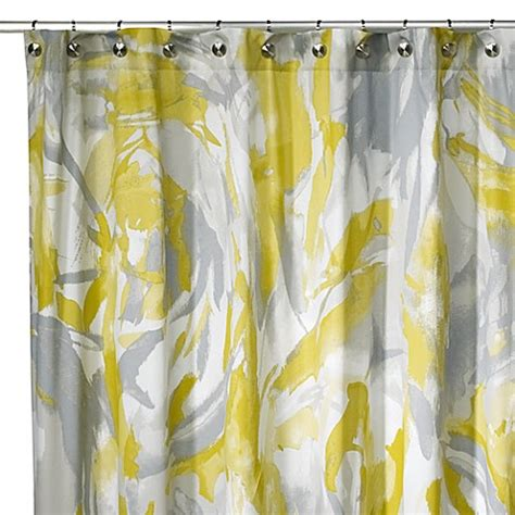 kenneth cole shower curtain kenneth cole reaction 174 home swirl shower curtain bed