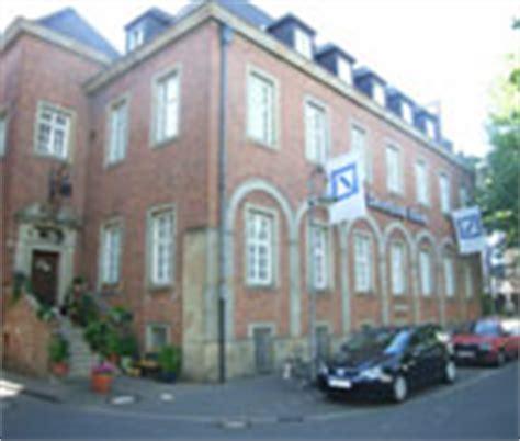deutsche bank adresse ndern deutsche bank investment finanzcenter g 252 tersloh