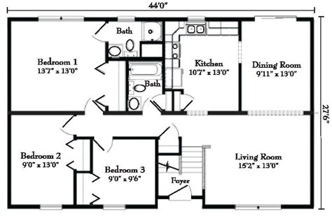 ranch addition floor plans high ranch house plans awesome raised ranch addition plans