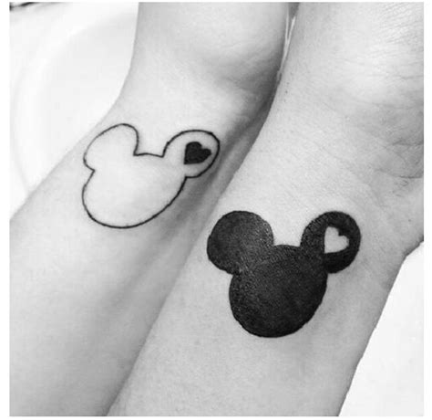 disney best friend tattoos idea tattoos disney