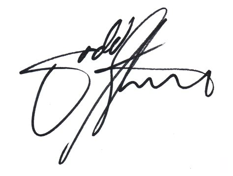 Signature by File Todd Strasser Signature Png Wikimedia Commons