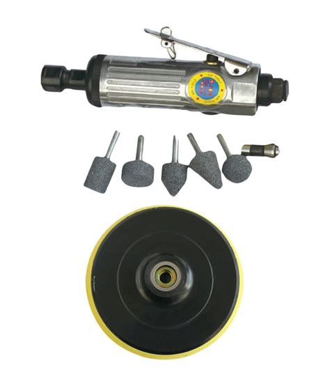 Air Die Grinder Iwt 14 Terlaris air die grinder with 1 4 inch chuck and 5 inch velcro adapter buy air die grinder with 1 4 inch