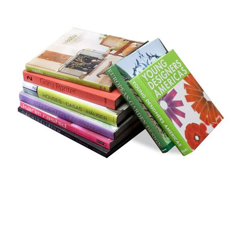 design aficionado coffee table books modern set of 8