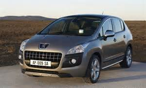 Peugeot 3008 Review 2014 Peugeot 3008 Review Prices Specs