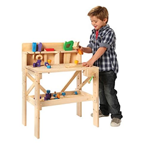kids wooden tool bench wooden kids wood workbench pdf plans