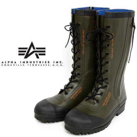 lace up rubber boots mens rodeo bros rakuten global market alpha alpha boots
