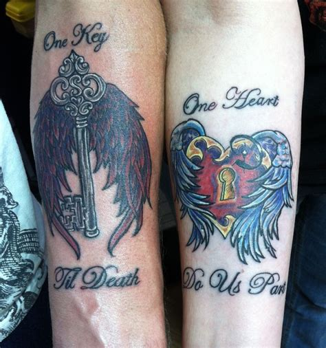 lesbian couple tattoos 17 best images about on