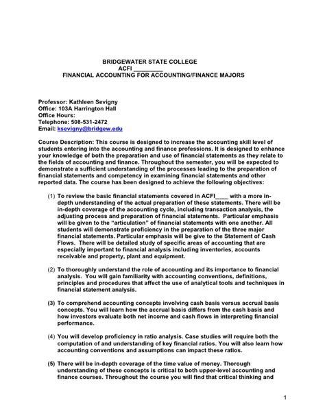 cpa section 1 syllabus financial accounting syllabus doc