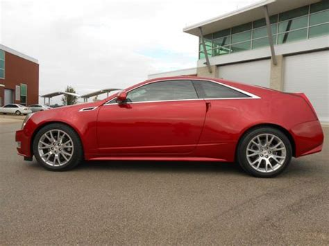 cadillac 2 door coupe 2012 purchase used 2012 cadillac cts premium coupe 2 door 3 6l