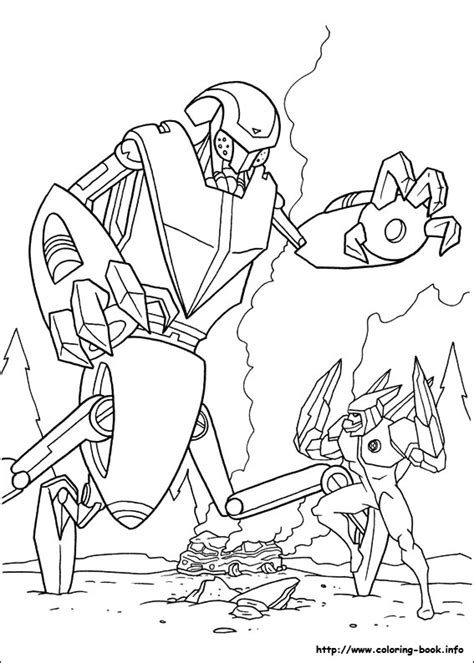 coloring pages info book ben 10 coloring picture