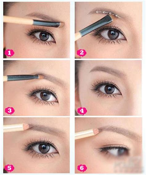Sui Eye Brow Liner easy to try korean eyebrow tutorial 187 fashion