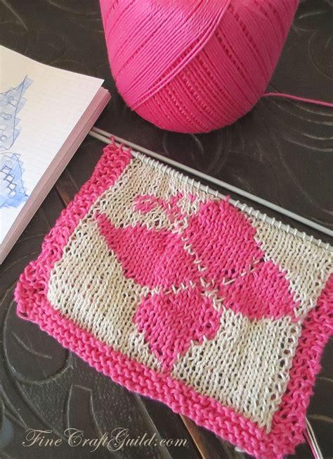knitting pattern butterfly motif butterfly washcloth knitting pattern