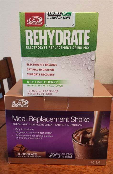 Detox Meal Replacement Shakes by 39 Best Images About Advocare The 24 Day Challenge On