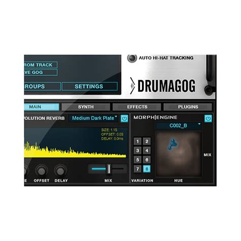 Vsti Drumagog 5 By Today Learners musician s friend drums percussion software