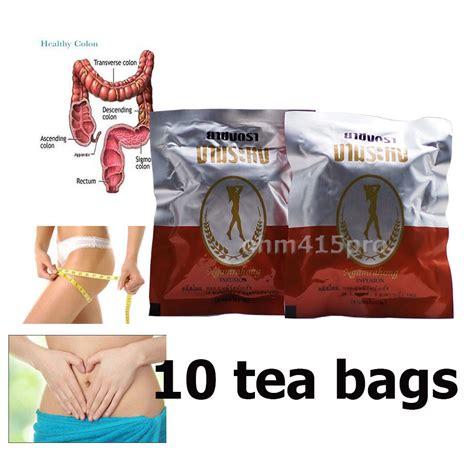 Slimming Detox Tea Bags by Detox Slimming 10 Tea Bags Herbal Fit Weight Loss