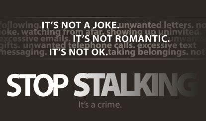 Bag Stalker Alert New Victims by Stalking Resource Center