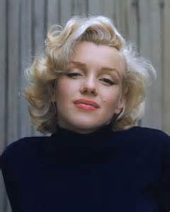 marilyn hair color fhoto