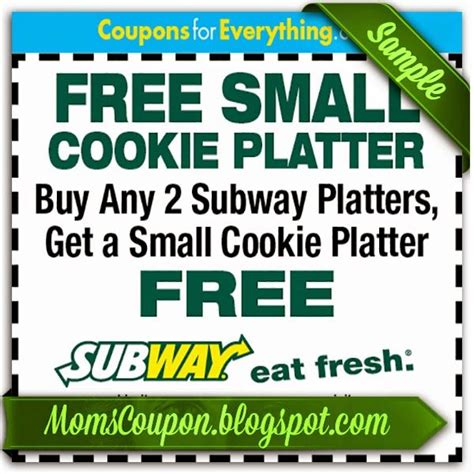 printable subway coupons canada 25 best ideas about printable subway coupons on pinterest