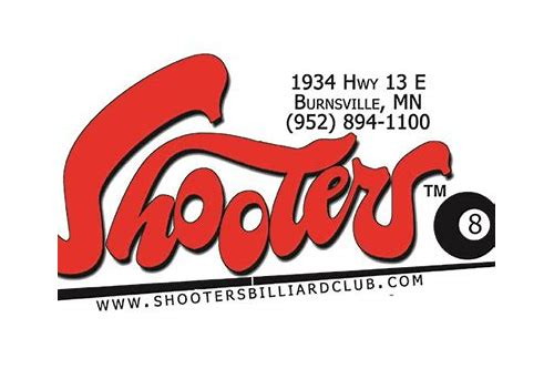 shooters pro shop coupon