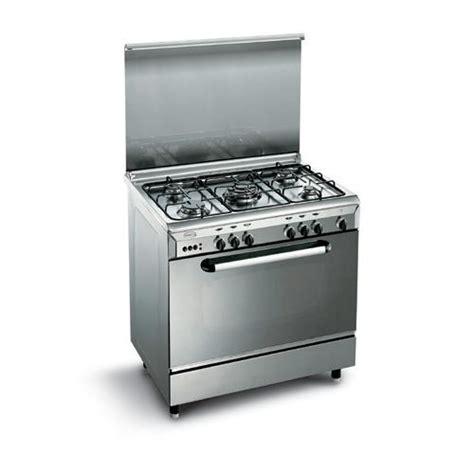 cucina glem gas cucina 80x60 inox glem gas e86tin
