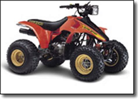 Suzuki Lt230s Suzuki Looks Back On 25 Years Of Atv Success