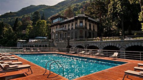 hotel casta como castadiva resort on the shores of lake como italy