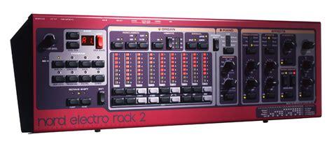 clavia nord electro rack 2 image 239633 audiofanzine