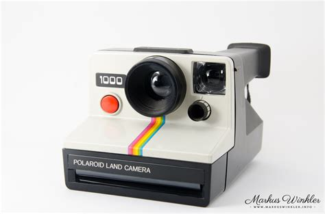 camara polaroid 1000 polaroid 1000