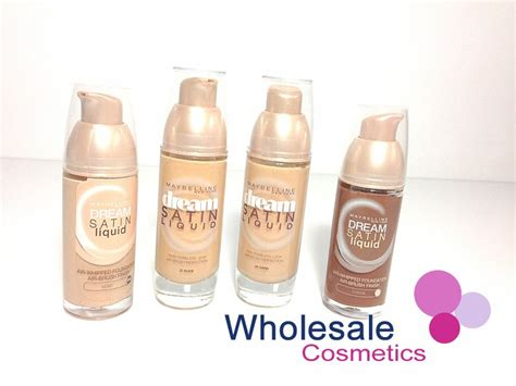 Bedak Maybelline Satin kisaran harga maybelline satin liquid foundation