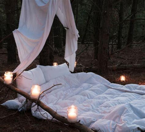 bett romantisch romantisches bett gestalten 25 ideen