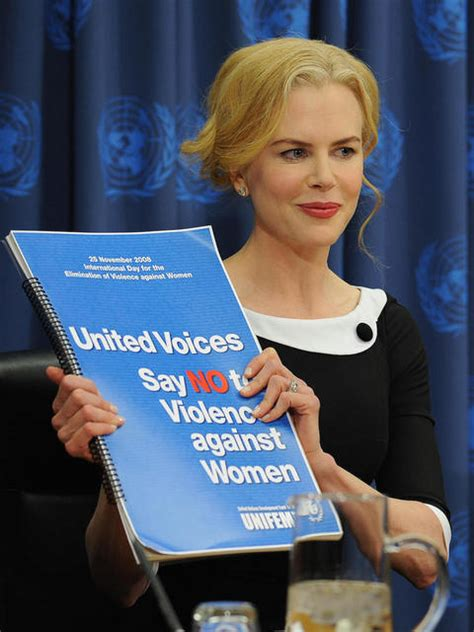 Kidman Begins Visit To Kosovo As Un Goodwill Ambassador 2 by The Remarkable Of The Un