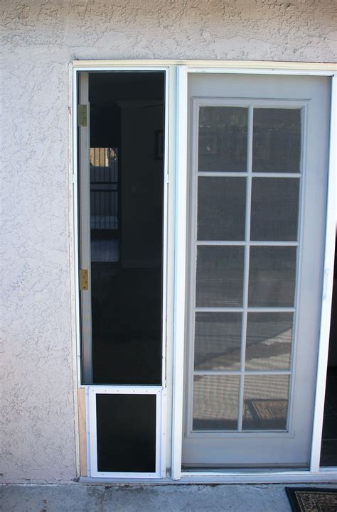 Exterior Doors With Pet Door 20 Things You Should To About Screen Door Interior Exterior Ideas