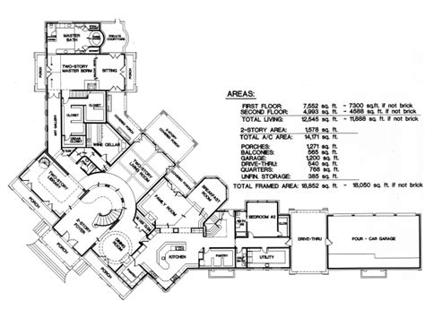 luxury custom home floor plans house plans and home designs free 187 archive 187 luxury