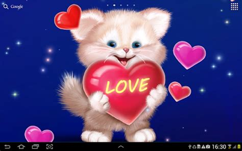 cute cat  wallpaper android apps  google play