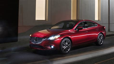 mazda 3 or mazda 6 2017 mazda3 and mazda6 gain several major updates