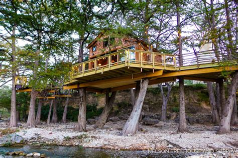 seattle treehouse point featured in animal planets frio river texas treehouse nelson treehouse