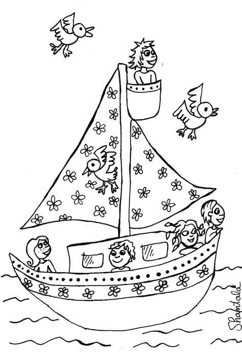 dessin bateau ulysse coloriage 195 dessiner bateau ulysse