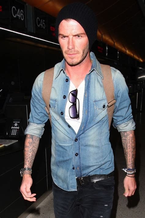 Beckham Talks Denim With by The 202 Moda For