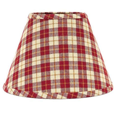 parkersburg plaid 6 inch l shade by raghu the