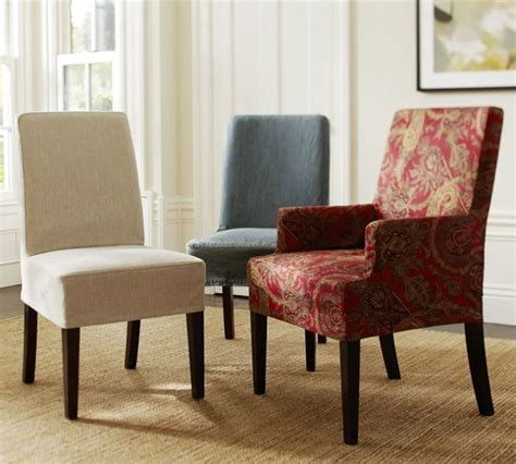 dining room chair covers  arms lanzhomecom
