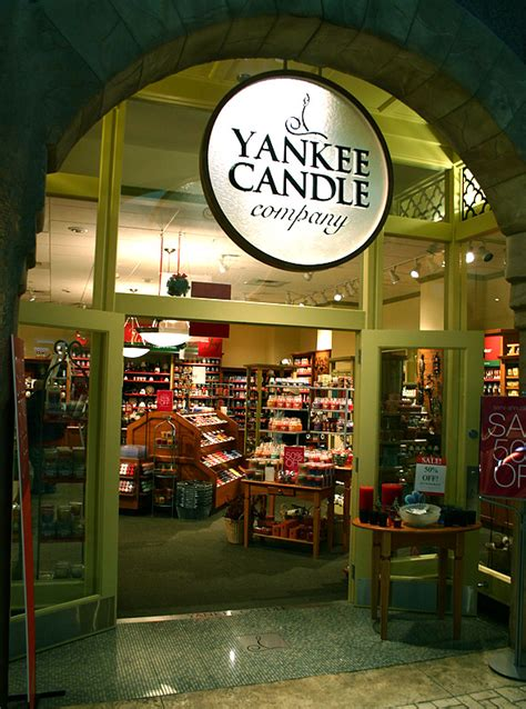 Candle Shop Yankee Candle Store